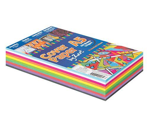 500x420 Coloured Paper