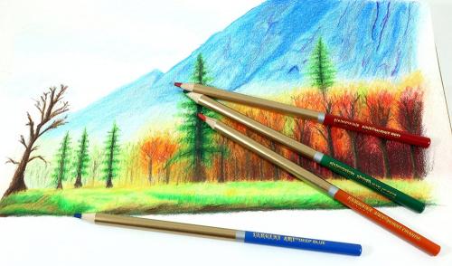 500x294 Coloured Pencils Malaysia