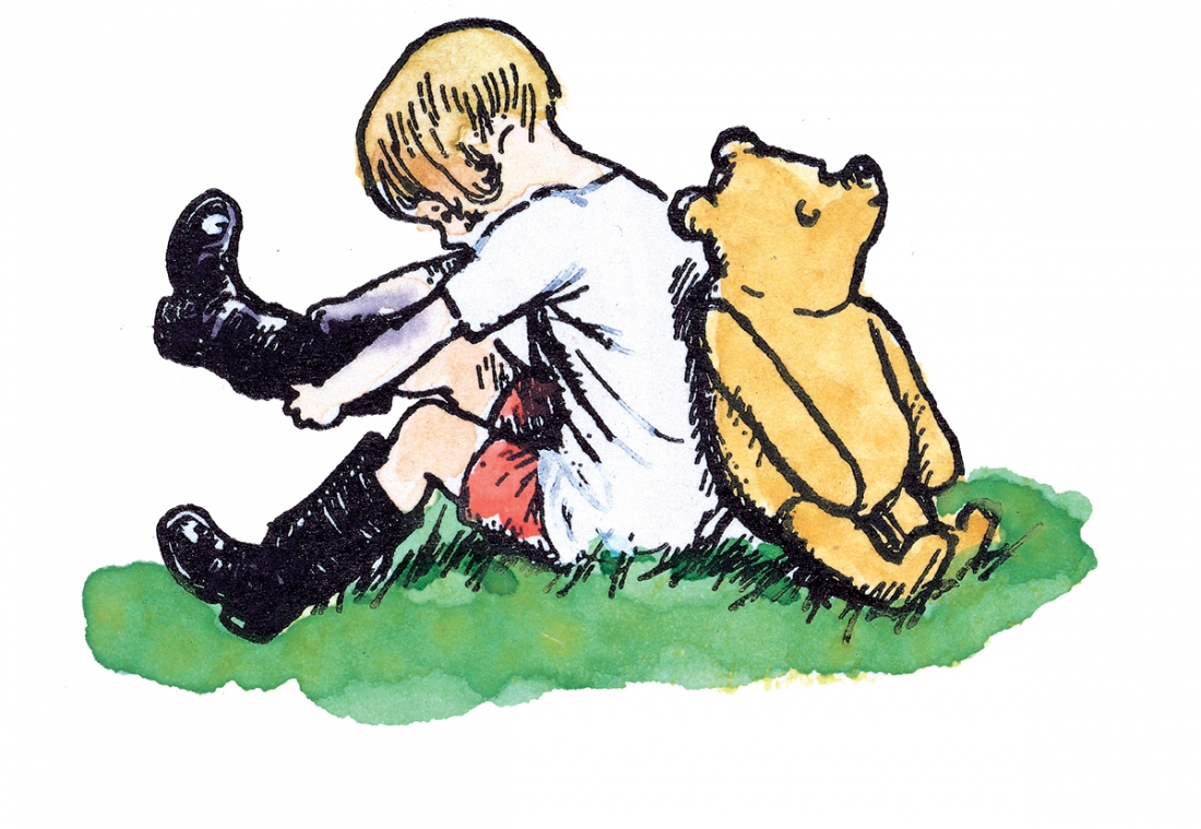 1100x759 Insights Into How Winnie The Pooh Was Made And Illustrated