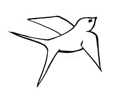 414x364 Zayn Bird Tattoo Shared