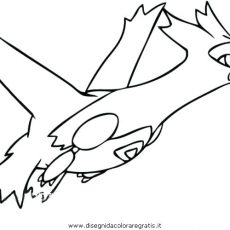 230x230 Beautiful Design Latios Coloring Pages Pokemon Drawings