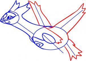 302x215 How To Draw Latias