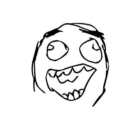 Laughing Drawing