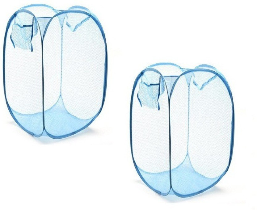 832x680 Lavi More Than L Light Blue Laundry Basket