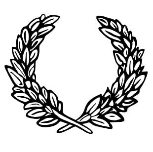 310x308 olive wreath olive branch drawing png, clipart, drawing, flower