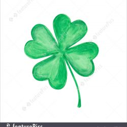 250x250 Four Leaf Clover Cartoon Drawing Celtic Tattoo Easy Directed