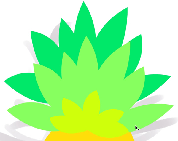 600x476 Leaf Clip Art Easy