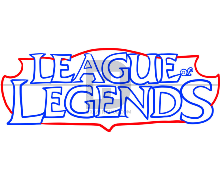 880x720 how to draw league of legends, league of legends, step