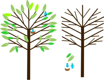 400x308 Stick Clipart Twig Leaves, Picture