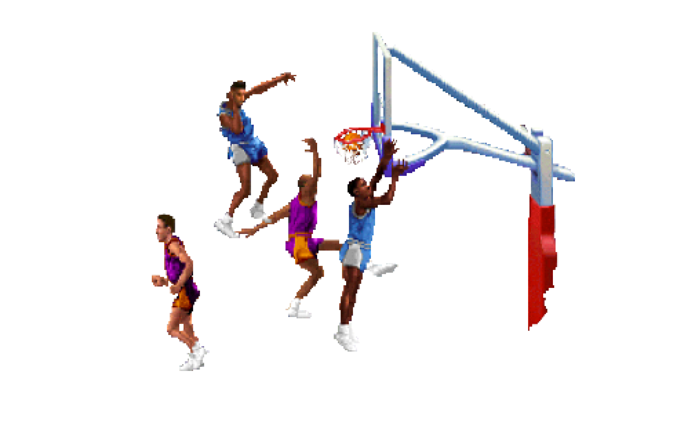 Lebron James Dunk Drawing Free Download On Clipartmag