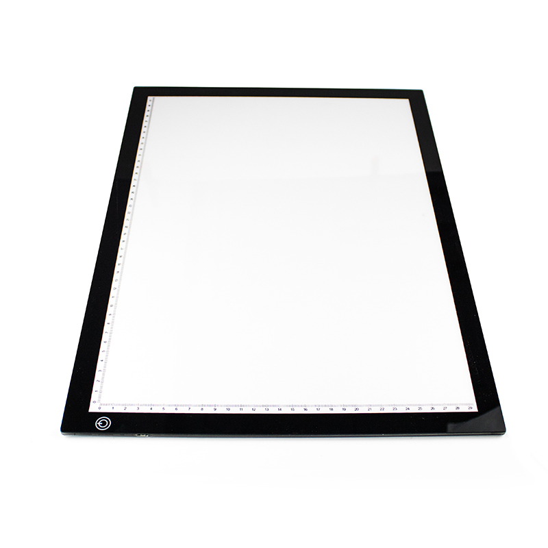800x800 ultra slim led drawing light box acrylic led copy board