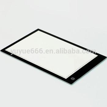 350x350 adjustable led tracing thin light pad box ultra thin led drawing
