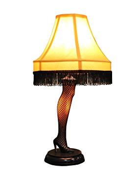 284x355 Christmas Story Lamp