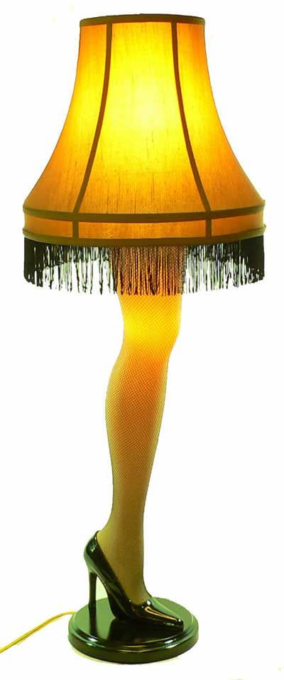 400x956 christmas story leg lamp lighting christmas story lamp