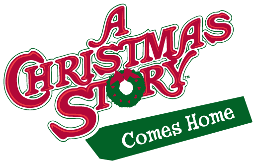 509x324 Download Hd A Christmas Story Comes Home Logo