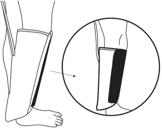 560x447 Leg Air Compression Leg Massager, Improve Circulation