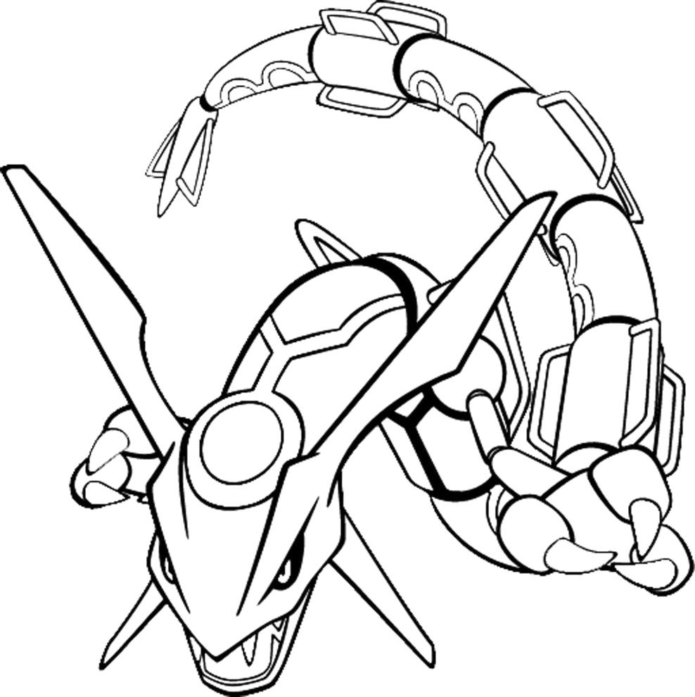 Legendary Pokemon Drawing