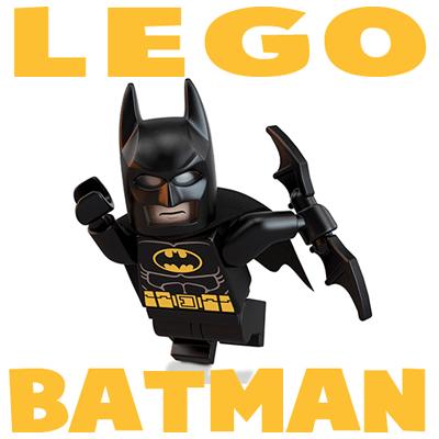 400x400 How To Draw Lego Batman Minifigure With Easy Step