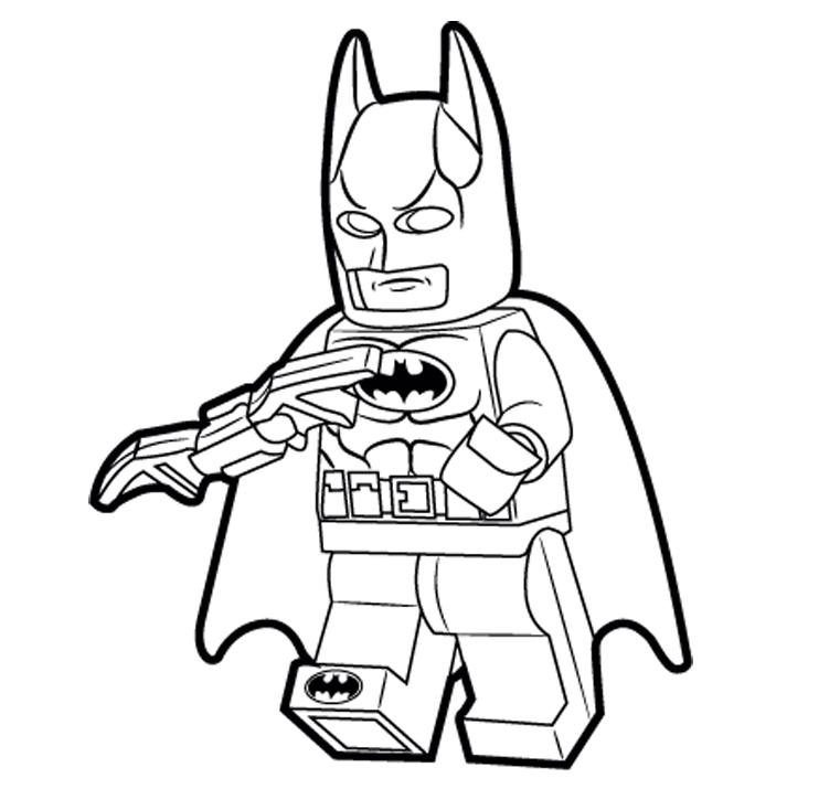761x715 Lego Batman Coloring Pages Lego Batman Coloring Pages Coloringstar