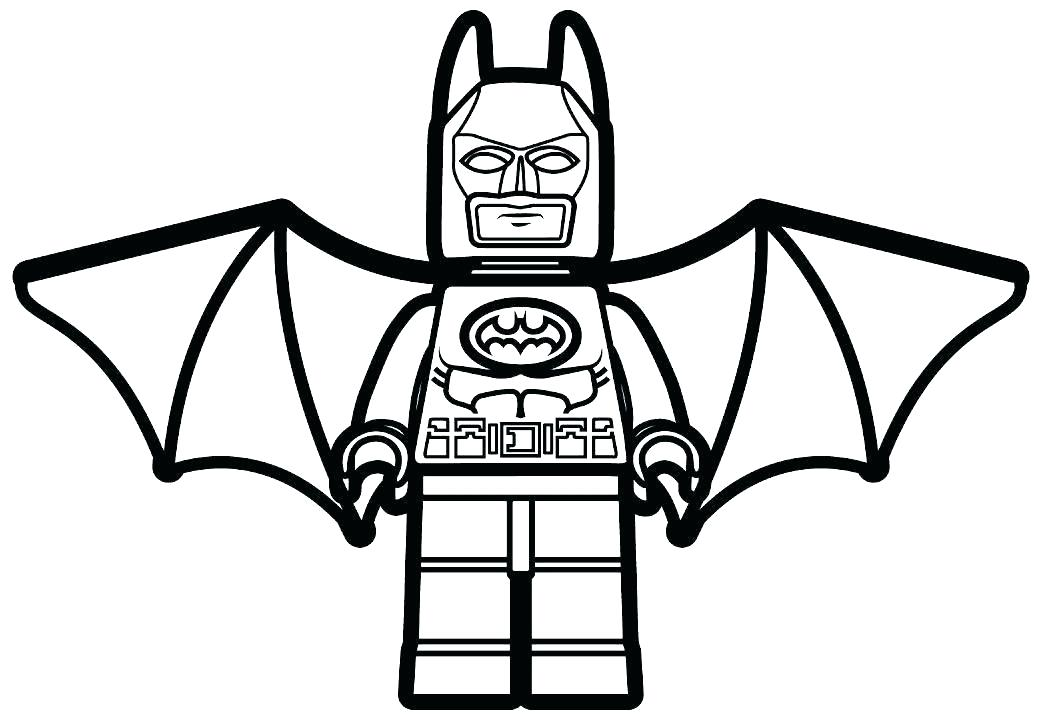 1044x720 Lego Superhero Coloring Pages Medium Size Of Batman Coloring Pages