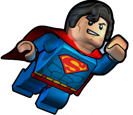432x373 Superman, Lego, Drawing, Transparent Png Image Clipart Free Download