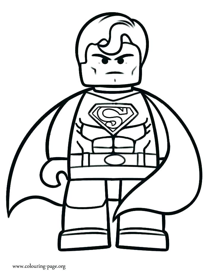 700x922 Lego Batman Printable Coloring Pages