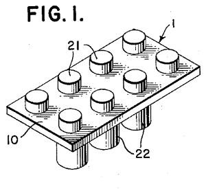 300x275 Lego Patent