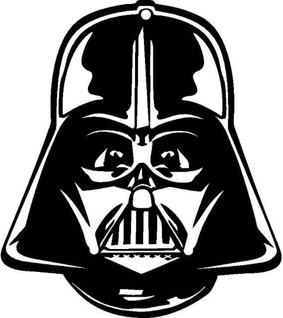 Lego Darth Vader Drawing