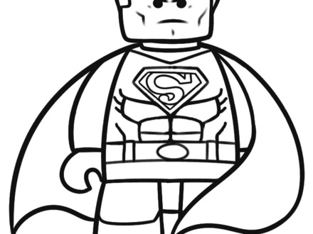 440x330 Free Lego Printable Coloring Pages, Free Lego Friends Coloring