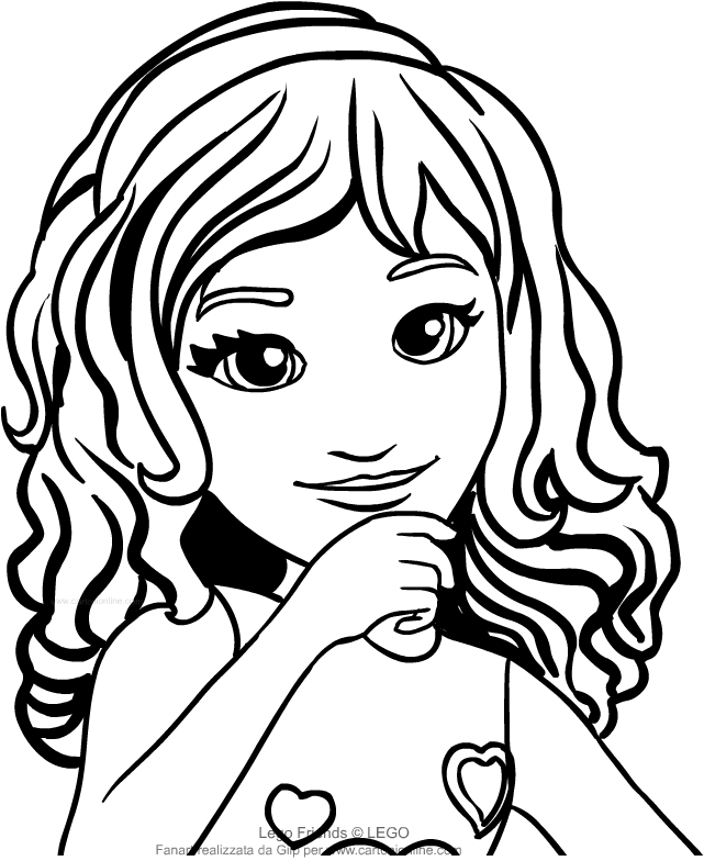 641x784 Drawing Olivia