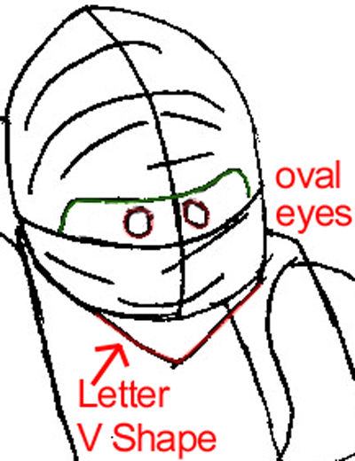 400x520 How To Draw Jay Walker From Lego Ninjago With Easy Step
