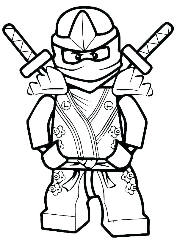 595x842 Lego Ninjago Color Pages Coloring Pages Coloring