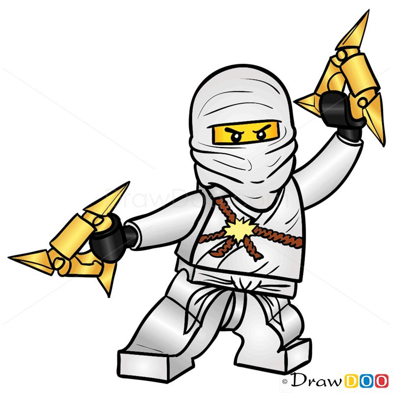 800x799 Lego Ninjago