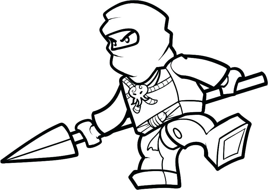 918x652 Ninjas Coloring Pages Motivate Green Ninja Book Lego Ninjago Pdf