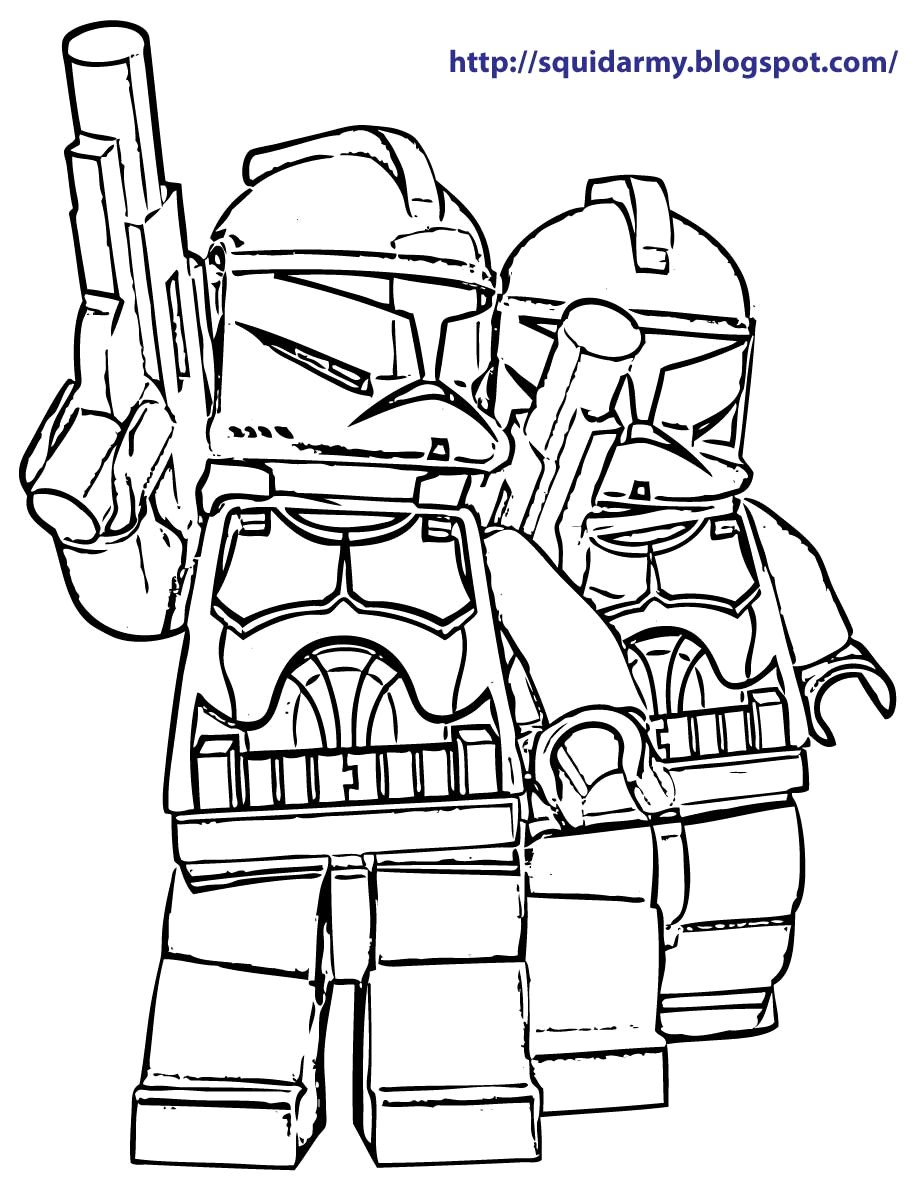 Lego Star Wars Drawing Free Download On Clipartmag
