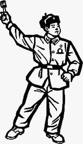 318x551 hand painted lei feng, lei feng, hand painted, simple pen png