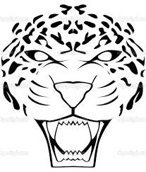 207x243 Image Result For Cheetah Outline Drawing Template Leopard Face