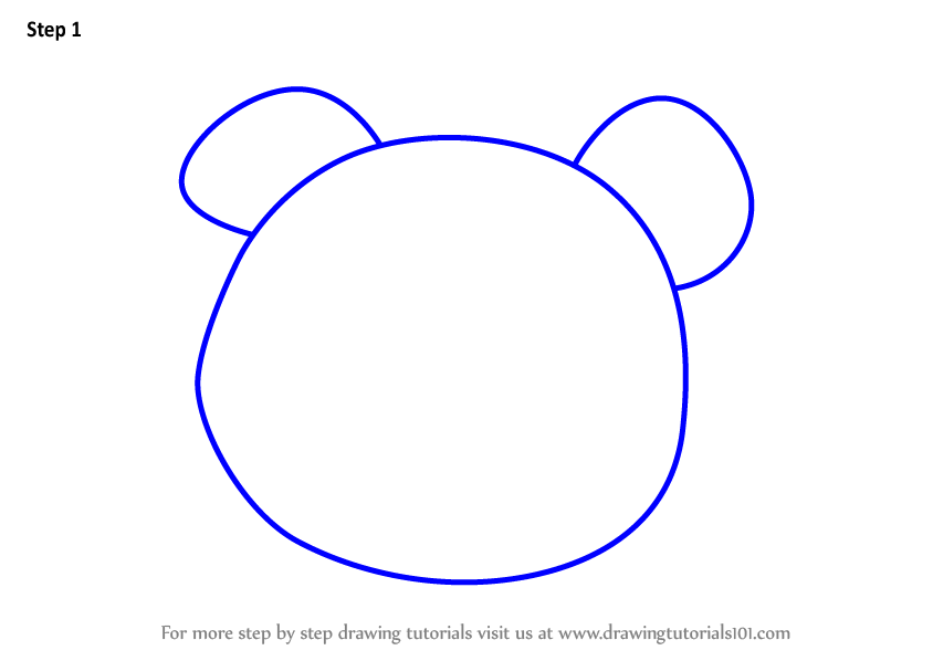 844x598 Learn How To Draw A Leopard Face For Kids
