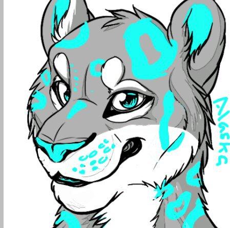 449x445 Alaska The Snow Leopard! Furry Amino