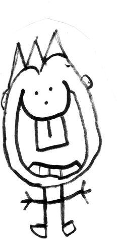 Les Paul Drawing