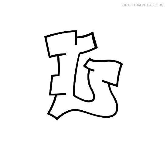 550x500 graffiti alphabet color l color graffiti lettering, graffiti
