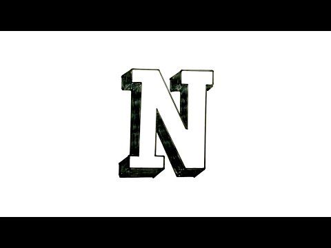 480x360 How To Draw The Letter N In How To Draw Stuff