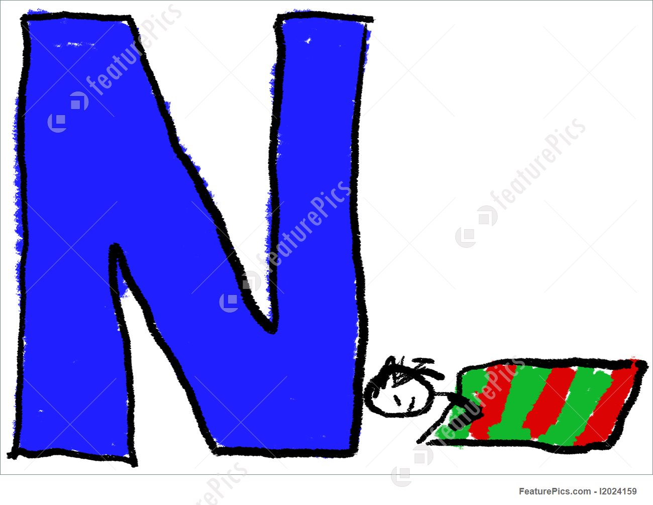 1300x1005 Picture Of Letter N