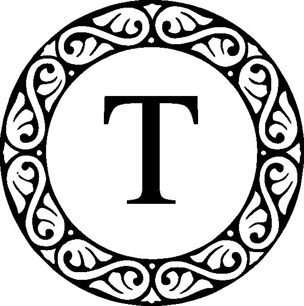 594x596 letter t letter t monogram clip art t monogram
