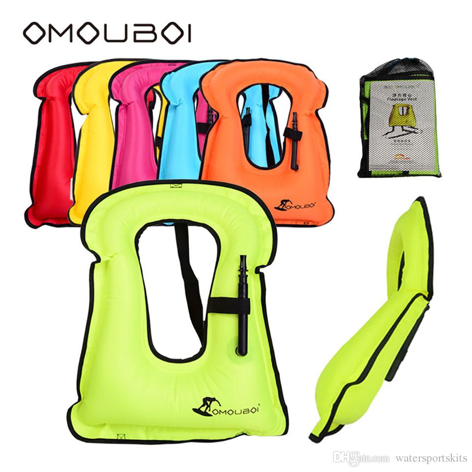 960x960 children safety life vest omouboi inflatable swim vest water