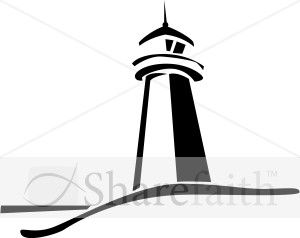 300x238 simple lighthouse tattoo lighthouse, lighthouse drawing