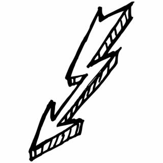 320x320 Hd Drawing Lightning Illustrator Free Unlimited Download