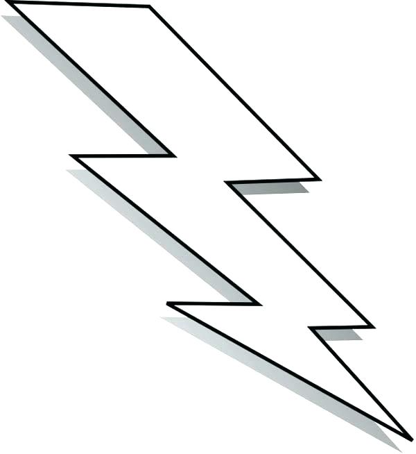600x654 Zeus Drawing Lightning Bolt For Free Download