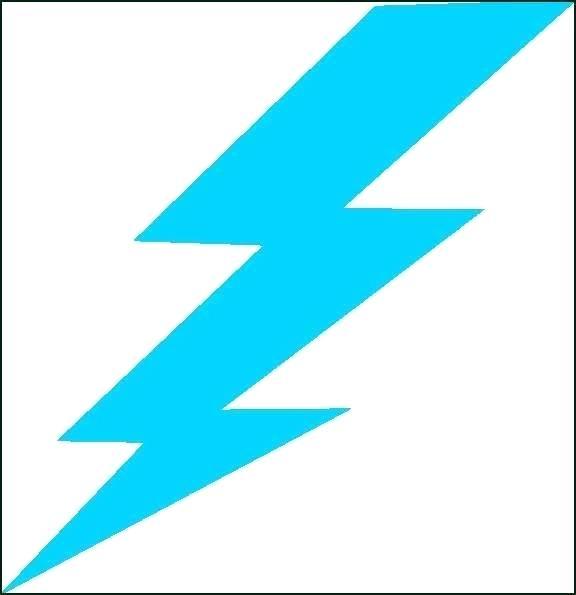 576x595 How To Draw A Lighting Bolt Lightning Easy To Draw Lightning Bolt