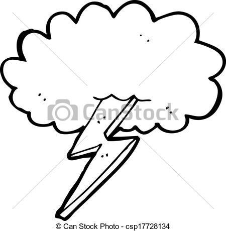 450x460 How To Draw A Lightning Bolt Lightning Bolt Illustrations